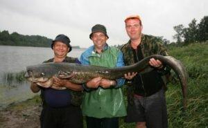Рыбалка по-русски глазами немца. Реальная история