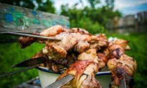 Роспотребназдзор запретил мариновать шашлык, используя майонез и кетчуп
