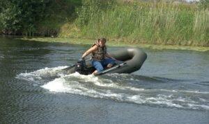 Рыбалка с лодки ЛОЦМАН. Основные преимущества